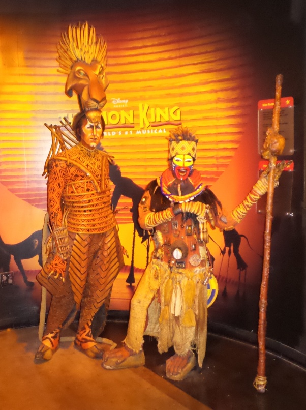 lion king new york travel