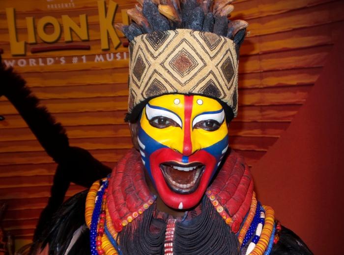 lion king new york travel