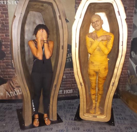 mummy egyptian new york travel