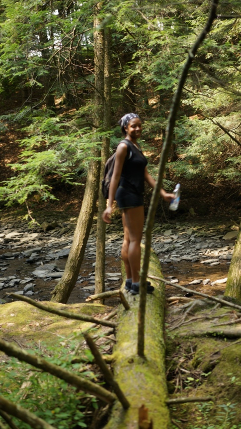 salt spring state park new milford hiking trail alexis chateau