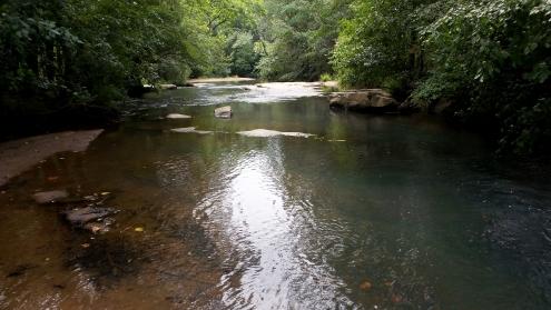 River cascade trail hiking adventure travel atlanta georgia