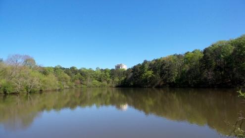 lake nature photography travel explore atlanta lullwater park