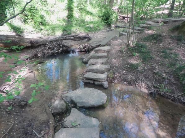 14 Deepdene Park Stream Crossing