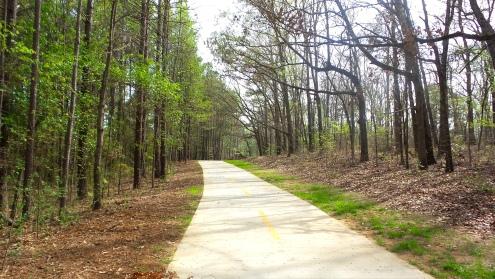 Clayton Country International Park Hiking Trail 3