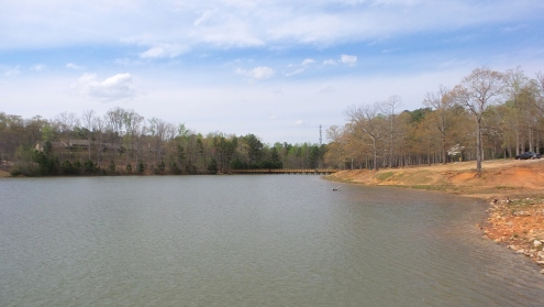 Clayton County International Park Lake