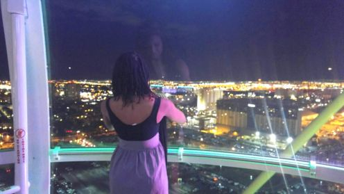 Alexis Chateau Vegas The Linq