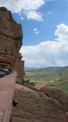 12 Red Rocks Colorado