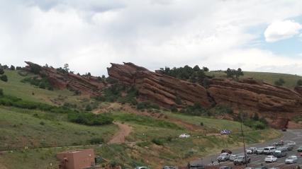 18 Red Rocks Colorado