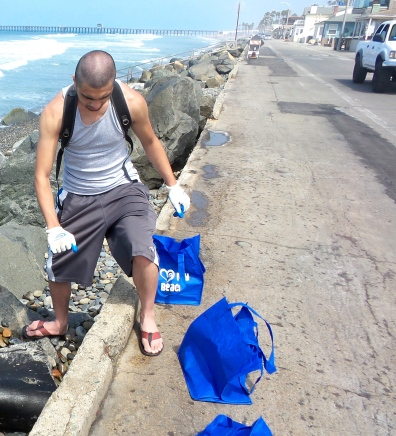 9 Morning After the Mess Beach Cleanup Sign up Ericson Quero