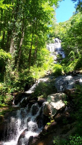 18 Amicalola Falls