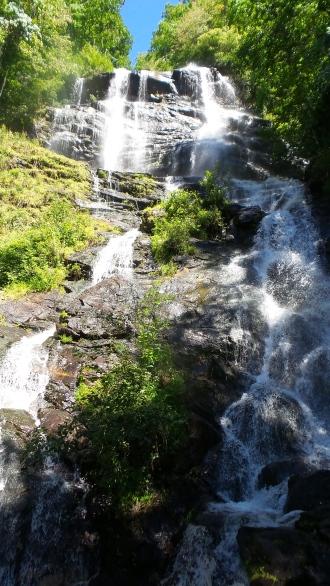 20 Amicalola Falls